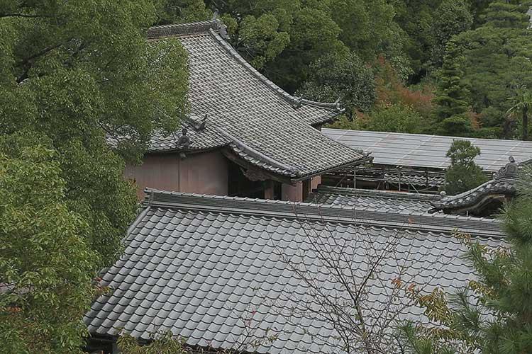 御霊屋(愛知県指定有形文化財)