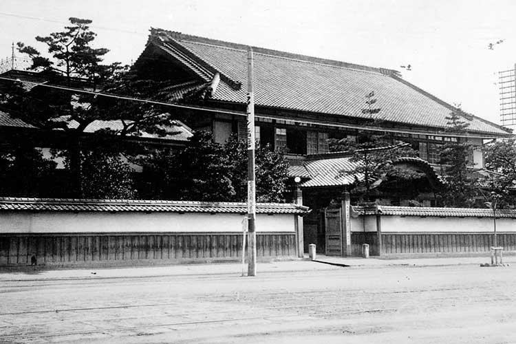 名古屋商工会議所-建中寺移転