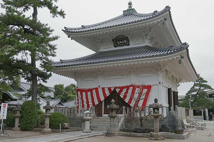 経堂(名古屋市指定有形文化財)