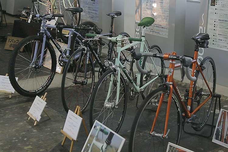 大名古屋自転車風俗展