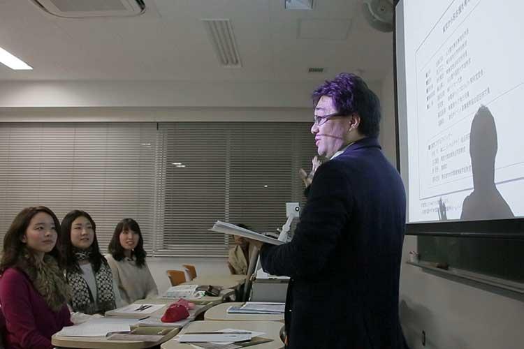 出席者からの意見:名古屋外国語大学