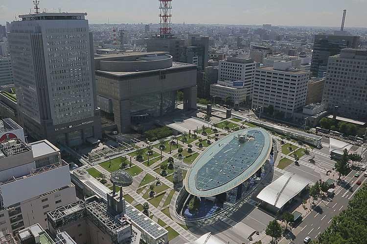 栄公園ゾーン