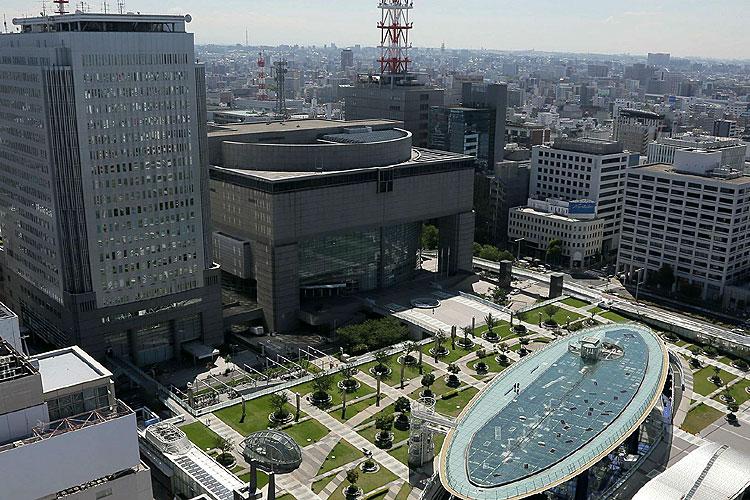 愛知芸術文化センター(栄)