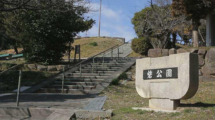 善照寺砦跡