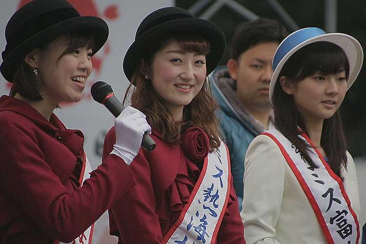久屋広場ステージ