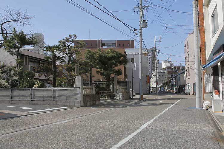 東海道・美濃路追分へ
