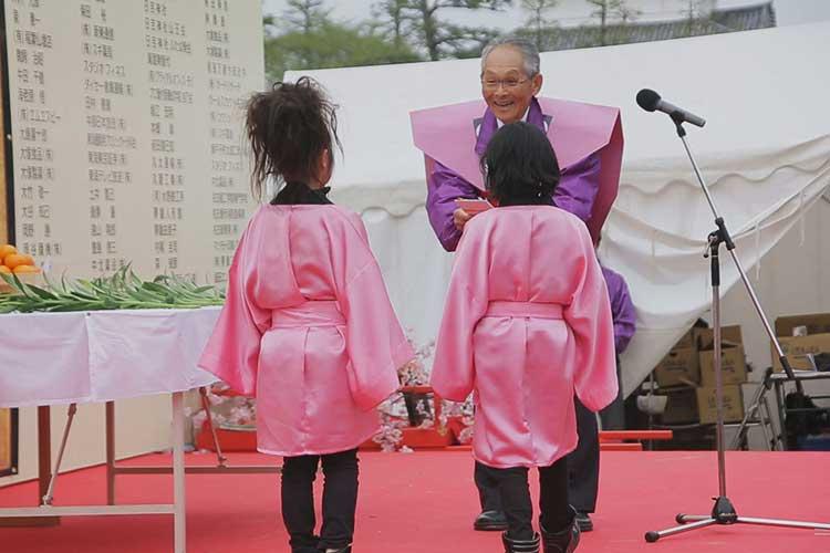 後藤保正 名古屋城文化フォーラム代表代行