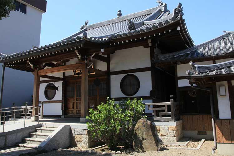 東輪寺本堂(現在)