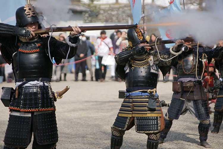 宗春おもち祭り-名古屋城