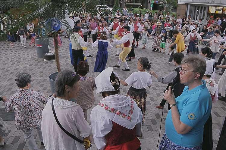 スウェーデンのフォークダンス