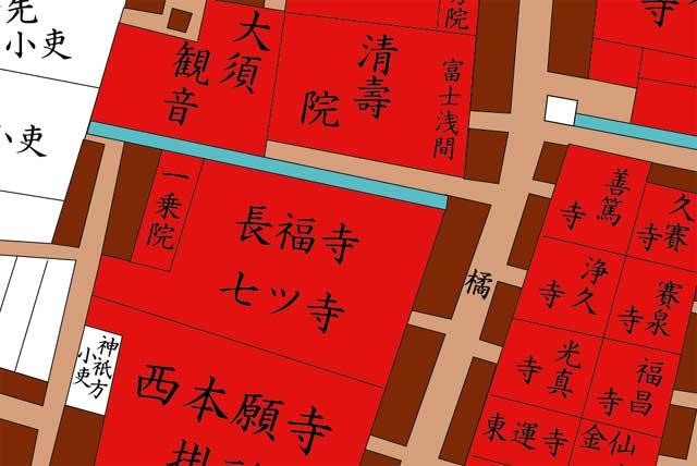 江戸時代地図
