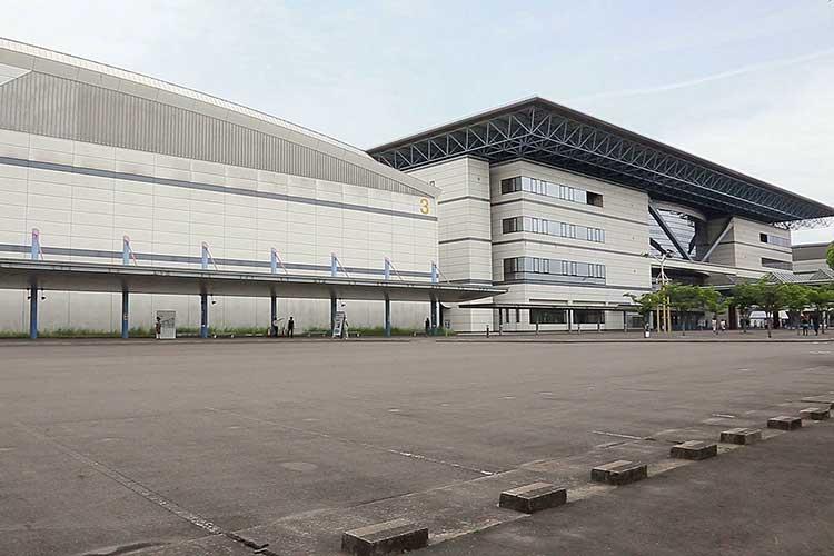 名古屋国際展示場(会場予定地)