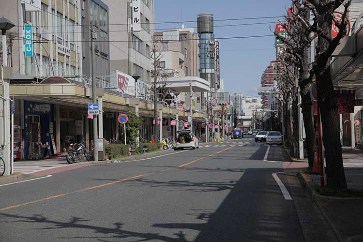 大須門前町