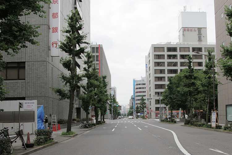 本町通(錦通北)