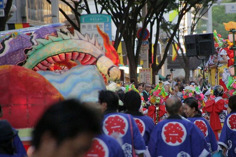 広小路夏まつり2015