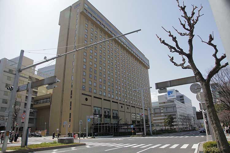 名古屋観光ホテル(錦通)