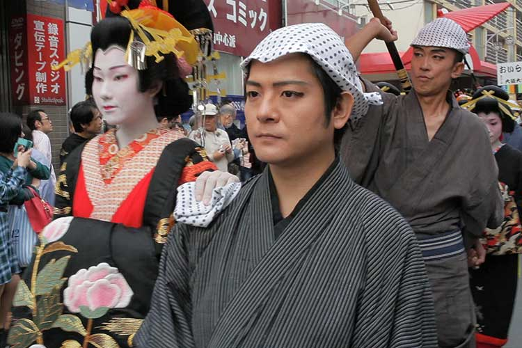 第38回大須大道町人祭