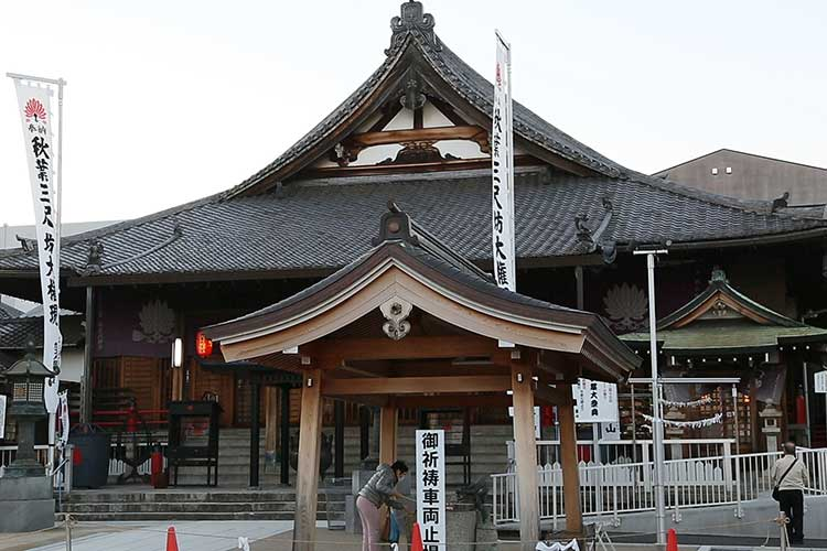 Akiba Sanjakubo Daigongen Shrine