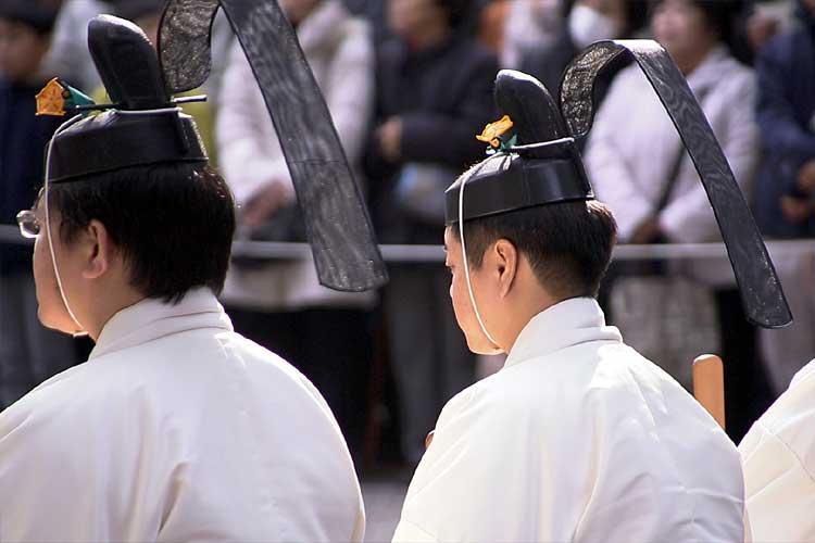 熱田神宮踏歌神事