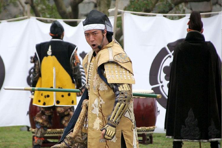 新生名古屋おもてなし武将隊