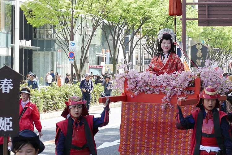 11 第二十二代春姫 河野有美さん