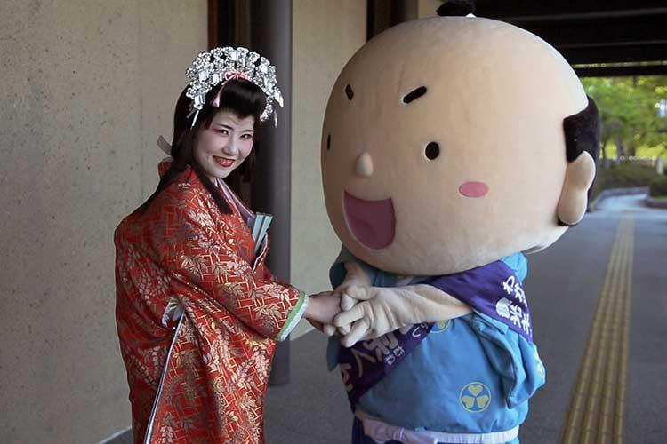 春姫と吉宗くん