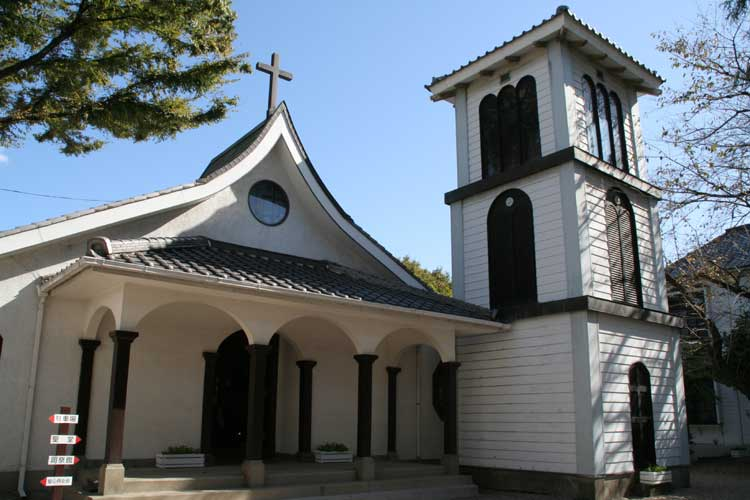 カトリック主税町教会
