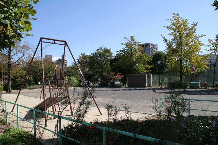 山吹谷公園