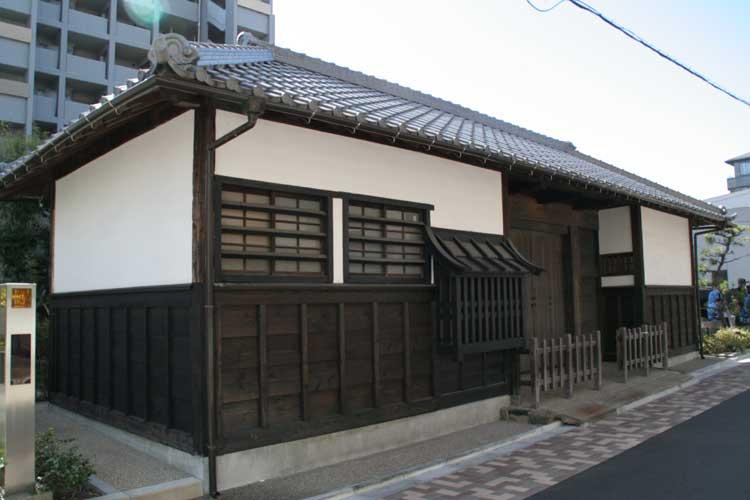 武家屋敷門(長屋門)
