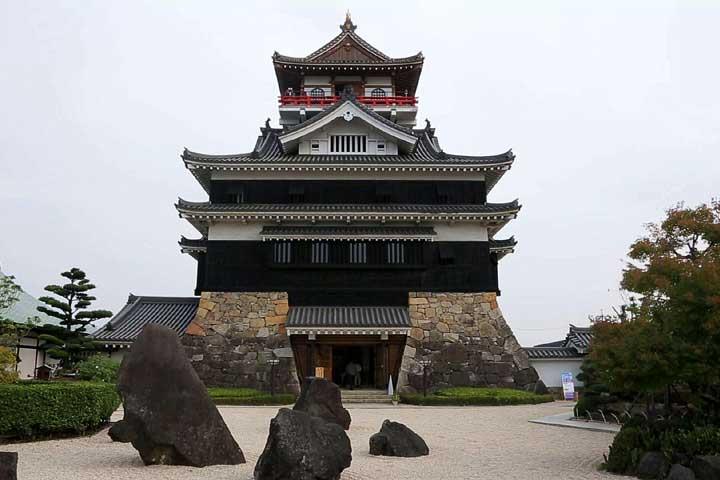 清須城(復元)
