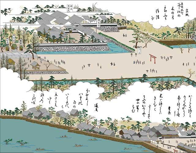 津島神社左
