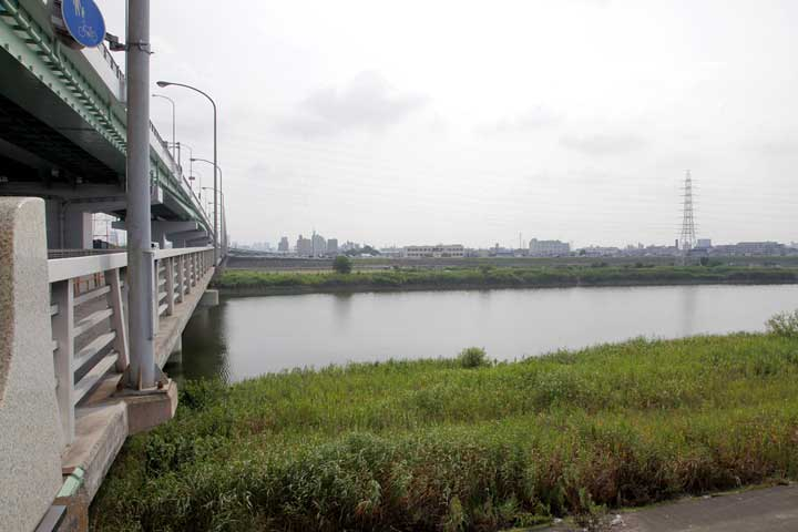 万場大橋(庄内川)