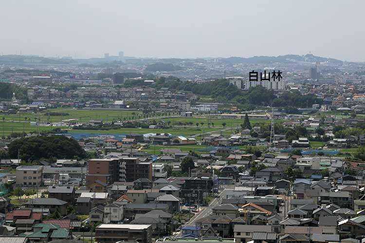 白山林(名古屋市守山区)