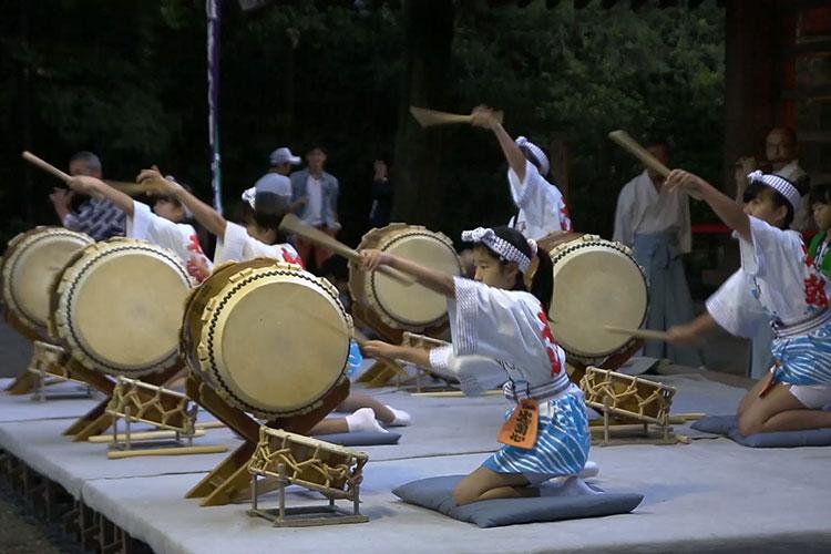 尾張新次郎太鼓