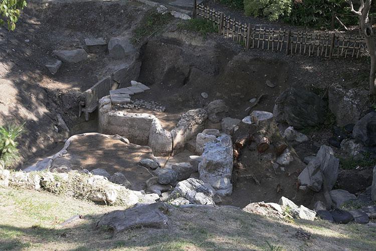 北園池東調査区
