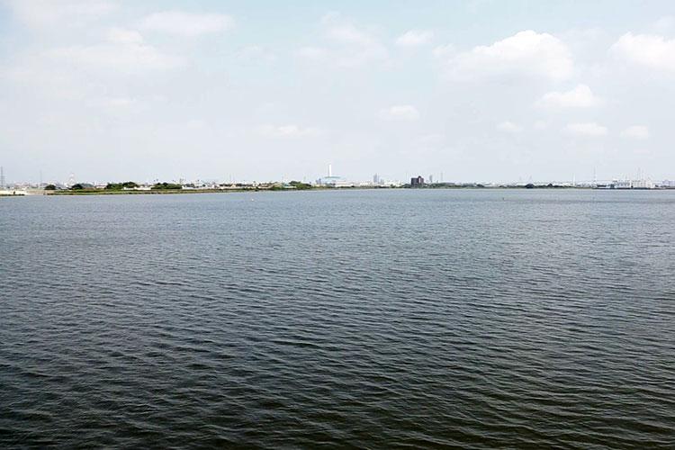日光川河口