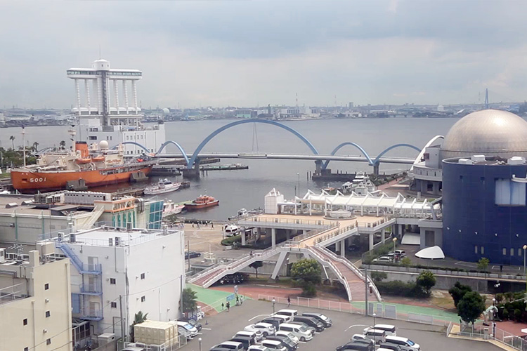 名古屋港ガーデンふ頭