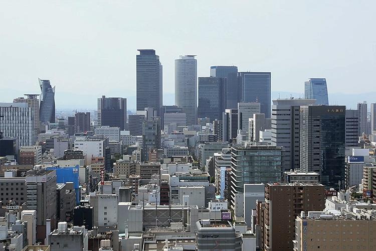 名古屋駅東側