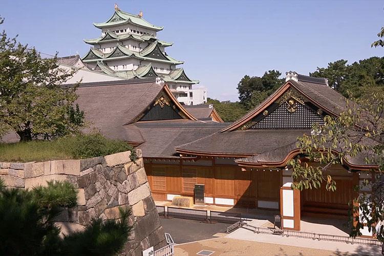 名古屋城と本丸御殿