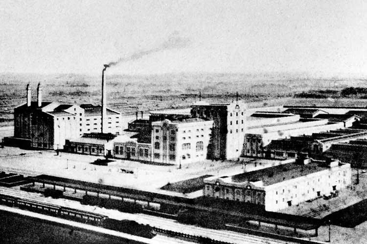 ⑩日本麦酒工場