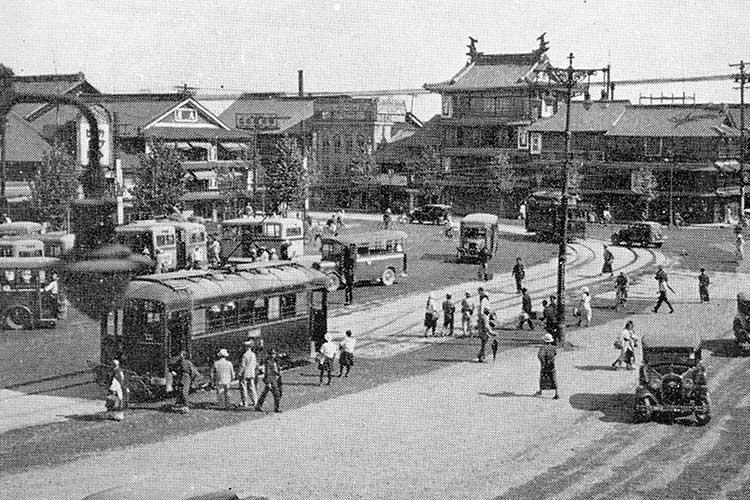 ②名古屋駅前(笹島)