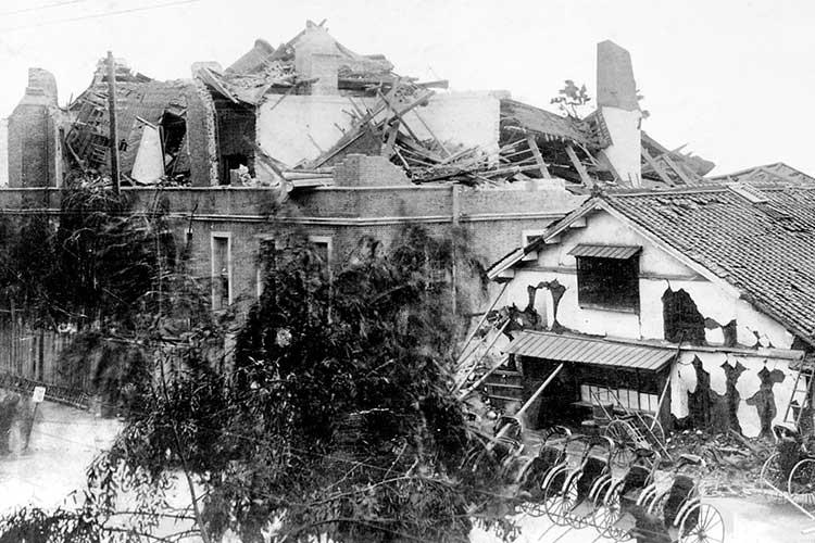 ⑪-1濃尾地震(明治24年)