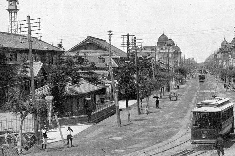 ⑧-2市役所と広小路