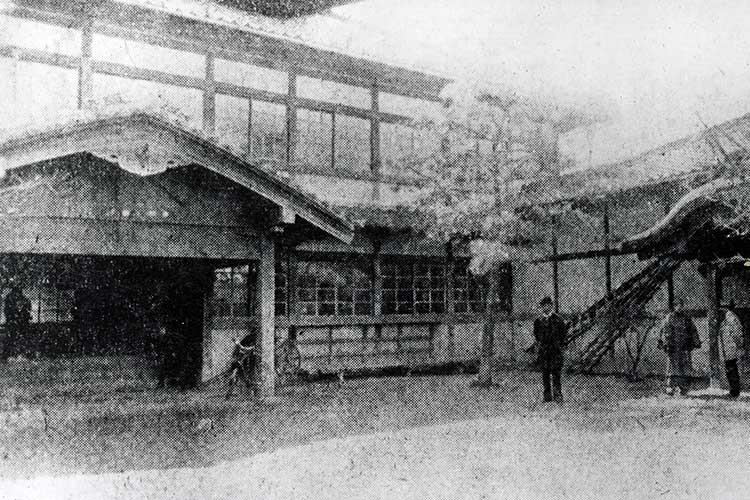 ⑤名古屋区庁舎(初代市庁舎)
