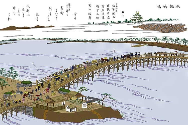 ⑦枇杷島橋