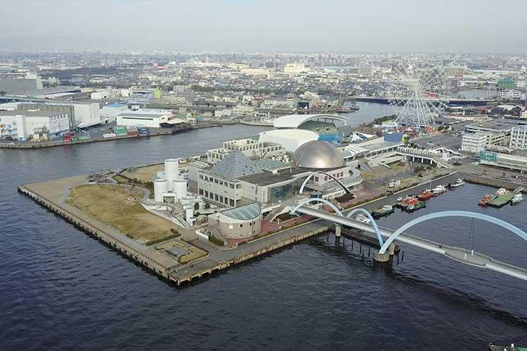 No3名古屋海洋博物館と名古屋港水族館