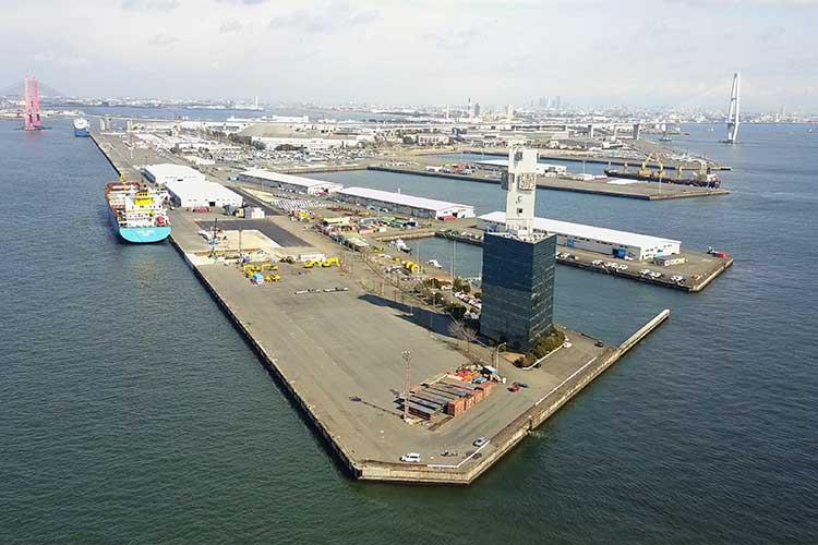 No2名古屋港