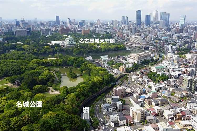 No1名古屋港から庄内川へ