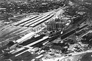 名古屋駅の130年の変遷