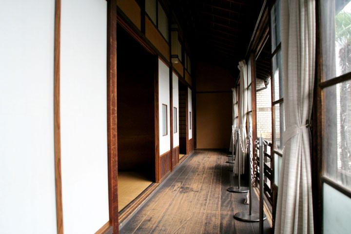 和室廊下(1階)
